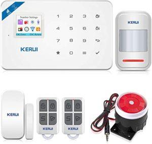 Voche ® inalámbrico entrada alerta de seguridad Intruso Alarma 2 X sensores de movimiento de PIR