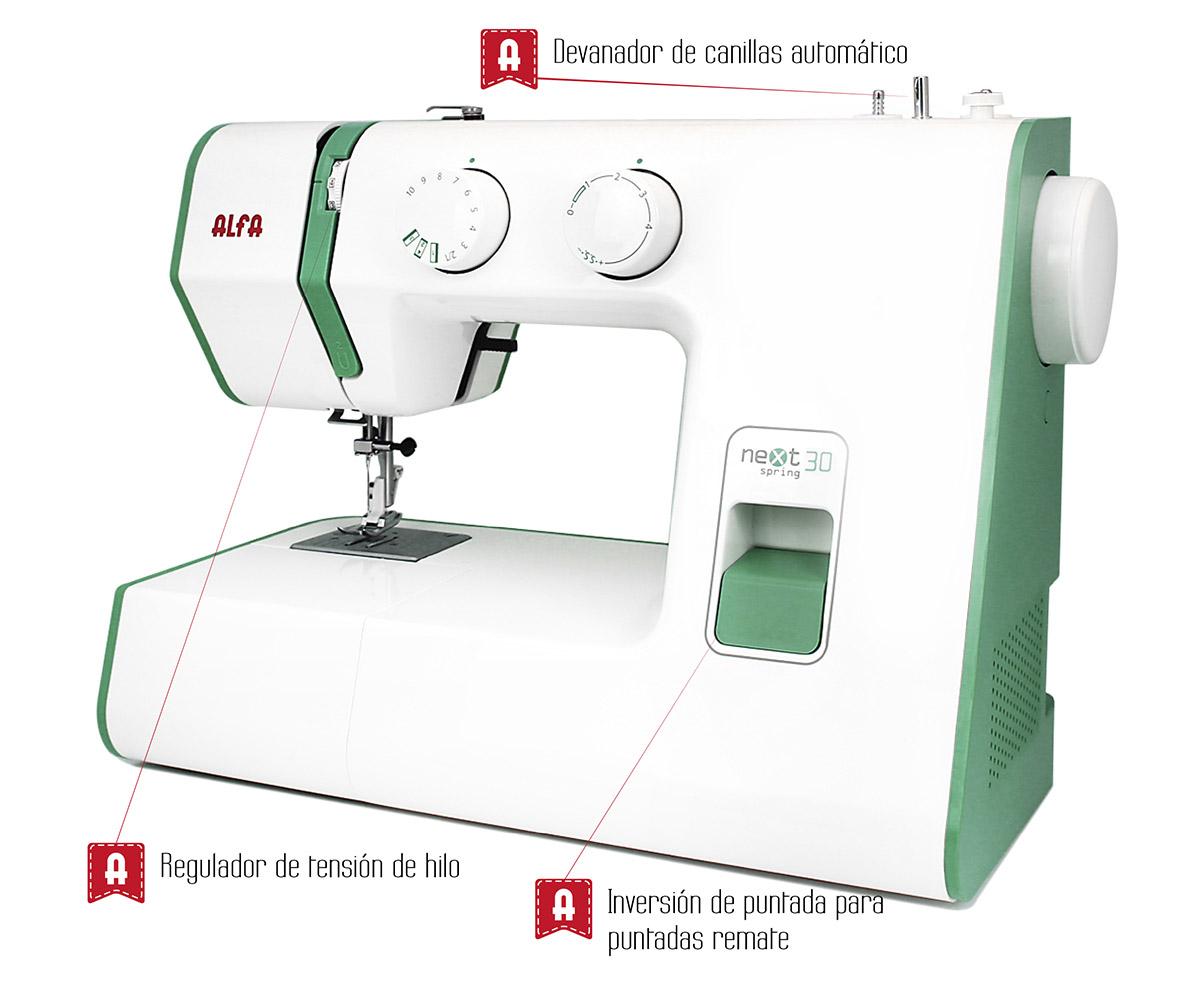 La Mejor Lista de maquinas de coser alfa next 30 para