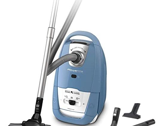 X-trem Power 4A Rowenta ZR200520 Bolsa Aspiradora para Silence Force Compact 4 Piezas Bolsas de Aspiradoras de Higiene Pack 4 Unidades ZR200720 Blanco