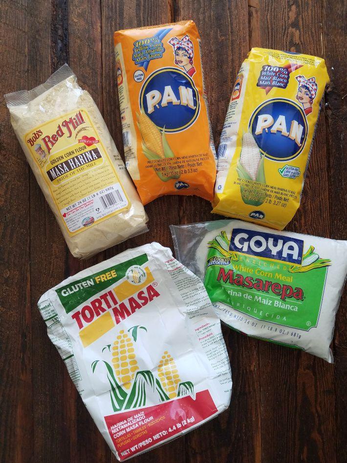La Mejor Selección de harina de maiz nixtamalizada en